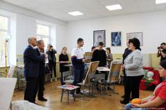 Ставропольскому краевому училищу дизайна 25 лет!